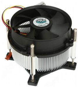 Cooler Master CP6-9GDSC-0L-GP (3пин, 775/1155, 30.82дБ, 2200об/мин, Cu+Al)