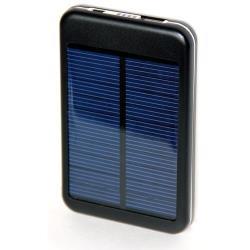 Универсальный Аккумулятор KS-is Power Bank KS-225 Black (USB,13800mAh, 5 переходника,LED-фонарь, Li-lon)