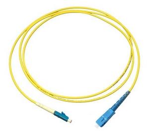 Patch cord ВО, LC-SC, VCOM, Simplex, SM 9/125 5м VSU302-5.0