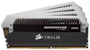 Corsair Vengeance LPX CMK16GX4M4A2666C15R DDR4 DIMM 16Gb KIT 4*4Gb PC4-21300