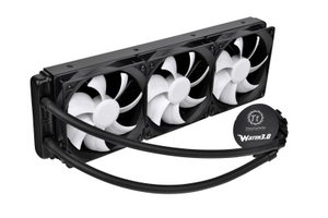 ThermalTake CL-W007-PL12BL-A Water 3.0 Ultimate вод.охл. (4пин, 1155/1366/2011/AM2-FM1, 20дБ, 1000-2000об/мин)