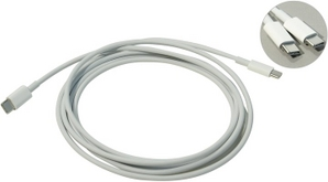 Apple MJWT2ZM/A USB-C Charge Cable (2м)