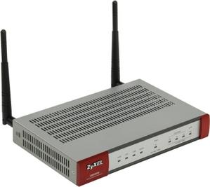 Zyxel USG40W UTM Firewall (3UTP/DMZ 10/100/1000Mbps, 1UTP/WAN/DMZ, 1WAN, 1USB, 802.11b/g/n, 300Mbps)