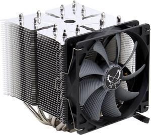 Scythe SCNJ-4000 Ninja 4 (775/1155/1366/2011/AM2-FM2, 4-29.5дб, 300-1500об/мин,Al+тепл.трубки) 55459