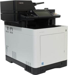 Kyocera Ecosys M6035CIDN (A4, 1Gb, LCD, 35 стр/мин, цветное лазерное МФУ, USB2.0, сетевой, DADF, двуст.печать)