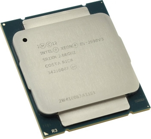 Intel Xeon E5-2690 V3 2.6 GHz/12core/3+30Mb/135W/9.6 GT/s LGA2011-3