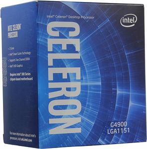 Intel Celeron G4900 / 3.1GHz