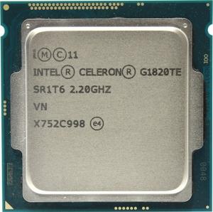 Intel Celeron G1820TE / 2.2GHz