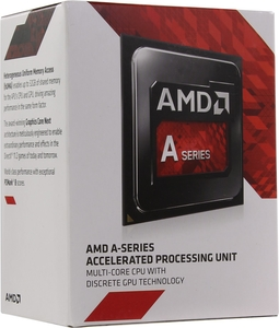 Процессор AMD A8-7680 APU with Radeon R7 Series BOX