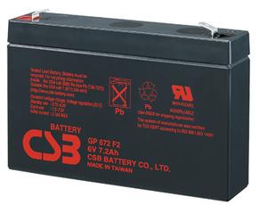 CSB Аккумулятор CSB GP-6120 (6V, 12Ah)