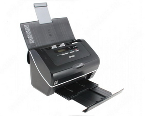 Epson Sheet feed Scanner GT-S85N (CCD, A4 Color, 600dpi, USB 2.0, сетевой, ADF)