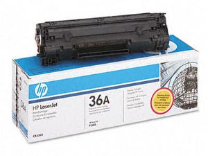 Hewlett-Packard Картридж hp CB436A BLACK для hp LJ P1505/M1522/M1120 (Акция)
