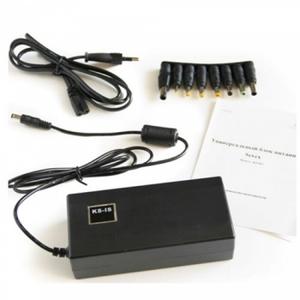 KS-is Sevex KS-061 блок питания (12-24V, 75W, USB)+8 сменных разъемов питания