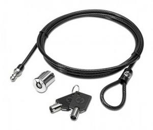 Hewlett-Packard Замок - Блокиратор HP Docking Station 2010 Cable Lock (AU656AA)