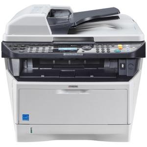 Kyocera Ecosys M2035dn (A4, 512Mb, LCD, 35стр/мин, лазерное МФУ, USB2.0, сетевой, DADF, двуст.печать)