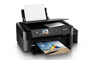 Epson L810 (A4, 37 стр/мин, 5760 optimized dpi, 6 красок, USB2.0, печать на CD/DVD)
