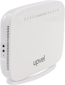 Upvel UR-835VCUVDSL/ADSL+/4G DualBand Wireless Router (4UTP 1000Mbps, 1WAN, 802.11b/g/n/ac, 2xUSB, 1300Mbps)