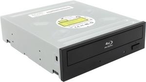 LG BD-R/RE&DVD RAM&DVD±R/RW&CDRW LG BH16NS40 Black SATA (OEM)