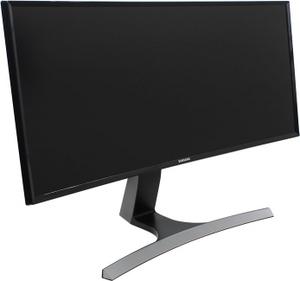 "Samsung 34"" Монитор Samsung S34E790C (Curved LCD, UltraWide, 3440x1440, HDMI, DP, USB3.0 Hub)"