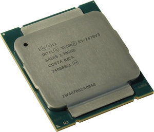 Intel Xeon E5-2670 V3 2.3 GHz/12core/3+30Mb/120W/9.6 GT/s LGA2011-3