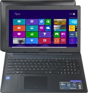 "Asus X553MA 90NB04X1-M25360 Cel N2840/2/500/DVD-RW/WiFi/BT/Win8/15.6""/2 кг"