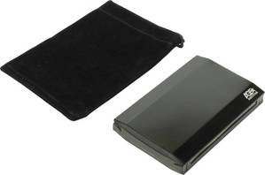 """AgeStar SUB2O6-Black (EXT BOX для внешнего подключения 2.5"""" SATA HDD, USB2.0)"""