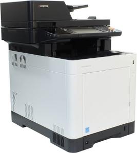 Kyocera Ecosys M6535CIDN (A4, 1Gb, LCD, 35 стр/мин, цветное лазерное МФУ, факс, USB2.0, сетевой,DADF,двуст.печать)