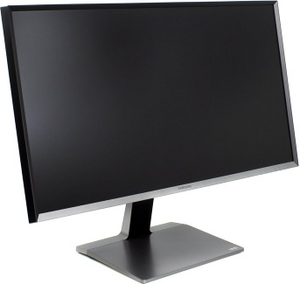 "Samsonite 31.5"" Монитор Samsung U32D970Q с поворотом экрана (LCD, Wide, 3840x2160, DL DVI, HDMI, DP, USB3.0 Hub)"