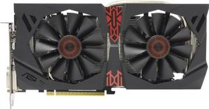 Asus 4Gb PCI-E DDR5 ASUS STRIX-R9380X-OC4G-GAMING (RTL) DualDVI+HDMI+DP RADEON R9 380X