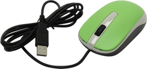 Genius Optical Mouse DX-120 Green (RTL) USB 3btn+Roll (31010105105)