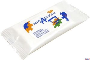 Miraclean MV24112 Влажные чистящие салфетки для мониторов и телевизоров (в мягкой упаковке, 15шт.)