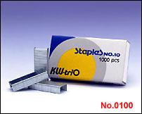 0100 Скобы N10 (цена за 1шт, в упаковке 10шт)