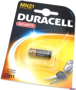 Duracell MN21 (3LR50) 12V, щелочной (alkaline) для брелков сигнализации машин