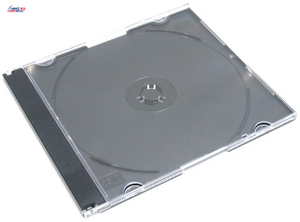 Slim CD Jewel case для 1 диска