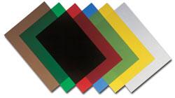 Fellowes 53772 Обложка для переплета (Red PVC, A4, 200мкм, уп. 100шт)
