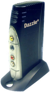 Pinnacle Dazzle DVC-120 (видеоконвертер, USB2.0, RCA/S-Video in)
