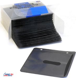 Конверты для CD/DVD на 2 диска уп. 100 шт. (Боковая перфорация)