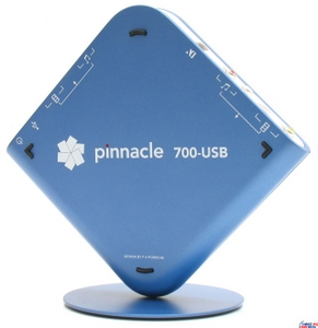Pinnacle Studio Plus 700-USB (RTL) EXT (видеоконвертер, USB2.0, IEEE 1394 in/out, RCA/S-Video in/out)