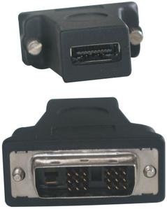 Переходник HDMI 19F --> DVI-D 25M