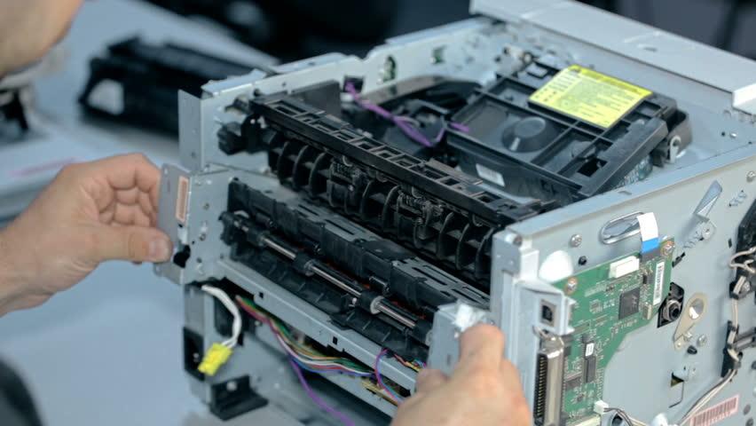 ремонт принтера Мытищи